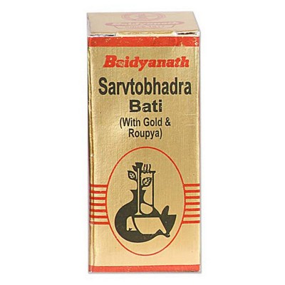 Baidyanath SARVTOBHADRA BATI, 10 TAB