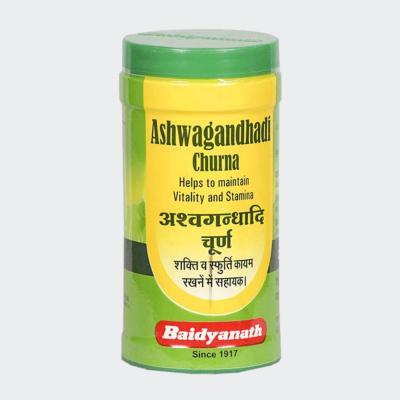 Baidyanath ASHWAGANDHA CHURNA, 100 GM
