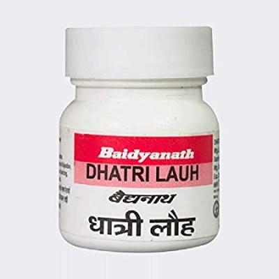 Baidyanath DHATRI LOHA, 40 TAB