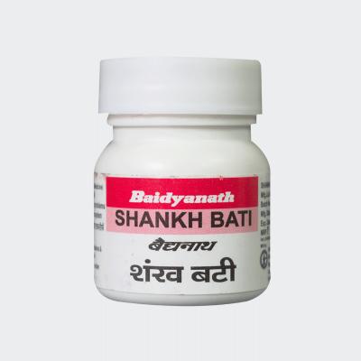 Baidyanath SHANKHA BATI, 40 TAB