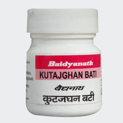 Baidyanath KUTAJGHAN BATI, 40 TAB