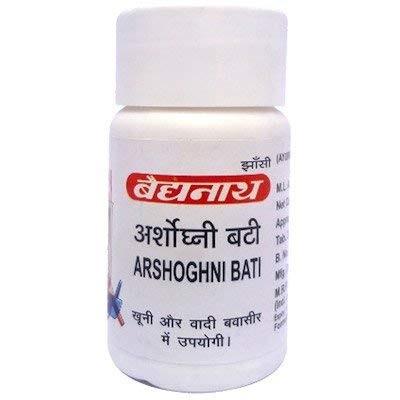Baidyanath ARSHOGHNI BATI, 40 TAB
