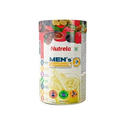 Patanjali Nutrela Men's Superfood, 400 Gm