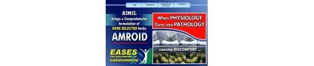 Amroid for Haemorrhoids