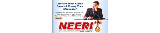 Neeri Tabs and syp for Urinary Disorders  - Aimil Pharma
