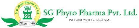 S.G. Phyto Pharma Pvt. Ltd